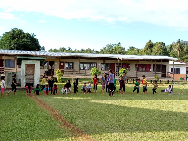 The Kids' Favourite Pass Time Activity- Playing Sports